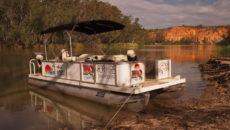 BBQ Boat